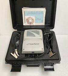 Cole Parmer 32615-44 Hybrid Ultrasonic Flowmeter With Accessories