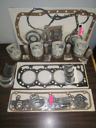 Ford Tractor Engine Kit 256 Turbo 750-7700 4cyl