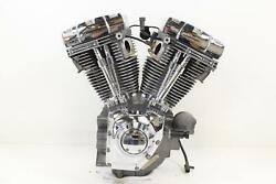 09 Harley FLHTCUSE4 CVO Electra Glide RUNNIN 110ci Engine Motor 60DAY WARRANTY