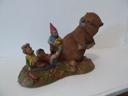 Tom Clark Tim Wolfe ++ Tailgate Party ++ Cairn Gnome 6307 Kindred Spirits