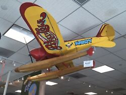Flybaby Pepsi Cola Krusty The Clown Model Airplane