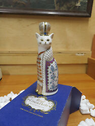 Royal Crown Derby ROYAL CATS