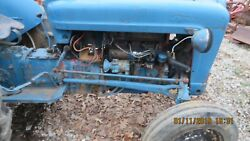 Naa, Jubilee Ford Tractor Hydraulic Lines From Pump To Diff Housing