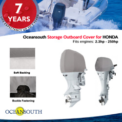 Oceansouth Outboard Motor Half / Storage Cover For Honda