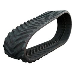 Prowler Rubber Track For John Deere Ct329d Snow And Mud - 450x86x56 - 18 Wide