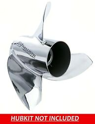 Ballistic Xhs 14 3/4 X 26xl 953526 Stainless Propeller Johnson 200hp And 225hp