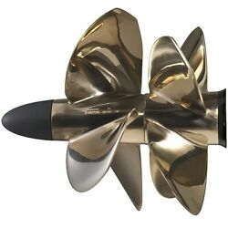 Volvo Penta T10 3861118 Duoprop Rear Nibral Propeller For Ips Drives 4 Blade