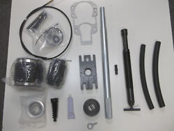Alpha One Gen 1 Gimbal Bearing With Tools Bellows Puller Shift Cable Mercruiser