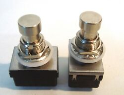4 Pole Latching Foot Switch 4PDT Guitar Effects Pedal