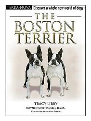 THE BOSTON TERRIER by Tracy Libby w training DVD