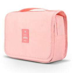 Mossio Hanging Toiletry Bag - Large Cosmetic Makeup Travel Organizer for Men