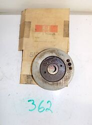 Nos Detroit Diesel Accessory Drive Pulley 6.25 Dia.2 Groove 5108500 Series 71