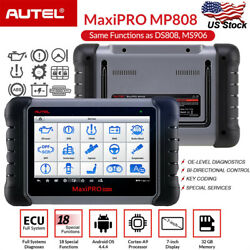 Autel MaxiPRO MP808 OBD 2 Diagnostic Scan Tool Reader All System BI-Directional