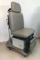 Pre-owned MIDMARK Ritter 230 Power Procedure Table Exam Chair NEW Shadow top