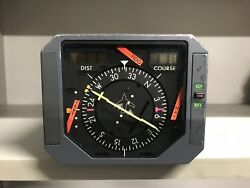 Sperry Flight Systems RD 650B HSI With 8130