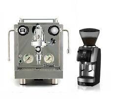 Rocket R58 E61 Dual Boilers Espresso Maker Machine & Vario Home Grinder Set 220V