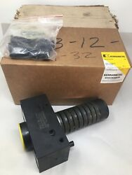 New Kennametal Km63 Spring Pack Quick Change Modular Automatic Clamping System