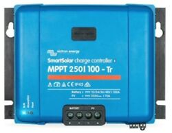 Victron Energy, Smart Solar Mppt Charge Controller 250v 100a, Bluetooth Built-in