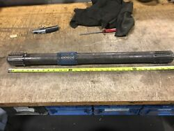 F3100 Front Steer Axle Shaft Inner Short Side 3802a495 New Old Stock Rockwell