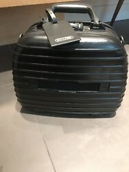 Rimowa Salsa Beauty Case Color Black Cosmetic Travel Bag New With Tags