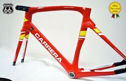 Carrera Ar - 01 Frame And Fork Size 52
