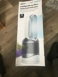 Dyson Pure Hot+Cool Link Air Purifier Heater & Fan - WhiteSilver