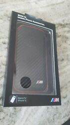 New Genuine Bmw M Sleeve Carbon For Iphone 5. 80 21 2 333 806