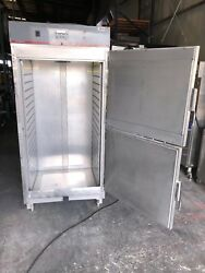 Carter-Hoffmann RTB341 Quicktherm  Rethermalizer Cabinet w Roll-In Dolly