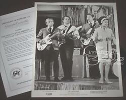 Annette Funicello Personal Property The Monkey's Uncle Beach Boys Lobby PHOTO