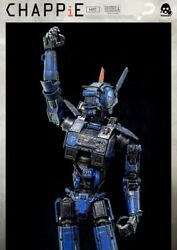 Chappie Threezero 16 Scale Statue New In Box Sideshow Collectibles Watch Item