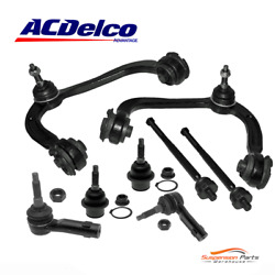 4wd Ball Joint Tie Rod End Upper Control Arm Suspension Kit For 04-06 Ford F-150