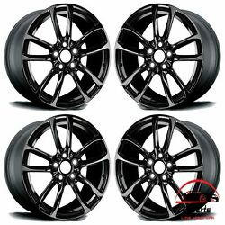 Set Of 4 Chevrolet Ss Caprice 2014 2015 19 Factory Oem Staggered Wheels Rims