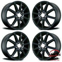 Set Of 4 Mercedes Cls550 E63 Amg 2012-2016 19 Factory Oem Staggered Wheels Rims