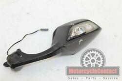 16-18 Ninja Zx10 Zx10r Side Rear View Mirror For Parts Only Good Right Clear