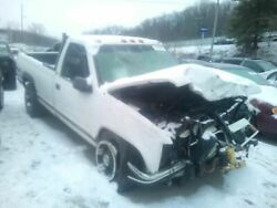 Rear Axle 4wd 7.4l Full-floating Fits 90-00 Chevrolet 2500 Pickup 1482174