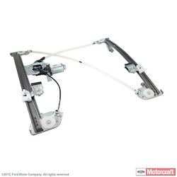 Power Window Regulator Assembly-Extended Cab Pickup Front Left fits 06-07 F-150