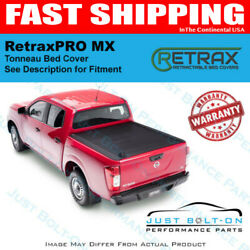 Retrax 14-18 Chevy/gmc 1500 Long - Srw Only - W/1500 Only Retraxpro Mx 80467