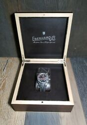 Eberhard Chrono 4 Grande Taille Limited Swiss Chrono Auto 53 Jewels Menand039s Watch