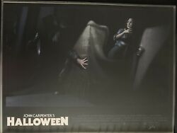 John Carpenter Halloween Print Poster NT Mondo Jack Gregory Commission