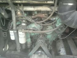 8v71 Detroit Engine Non-turbo Out Of A 1969 Private Coach Motorhome