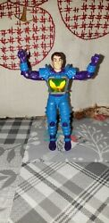 1987 Visionaries Arzon Action Figure Vintage With Chest Plate