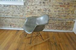 Charles And Ray Eames For Herman Miller Mid Century Modern Rocking Chair Rocker