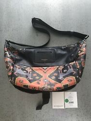 Authentic GIVENCHY Unisex Mens Womens Obsedia Crossbody Native Bag