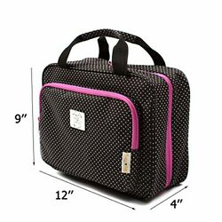 Large Versatile Travel Cosmetic Bag Perfect Hanging Toiletry Organizer QUICKSHIP