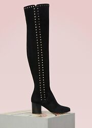Authentic Jimmy Choo Over The Knee Boots- Size41 - Nwt