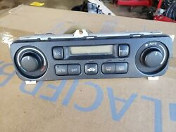 93B 2000 2001 2002 HONDA ACCORD DIGITAL HEATER A/C TEMPERATURE CLIMATE CONTROL