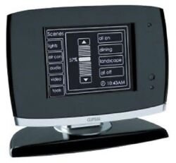 Clipsal C-bus Mkii Desktop Touch Screen Cli5000ctdl2bk With Logic Black