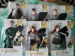 Harry Potter, Wizarding World, Collectible Set. All 6 Figures, New In Box.