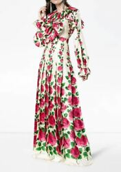 Gucci Le Jardin Gown Dress- With Tags- RRP$7,250