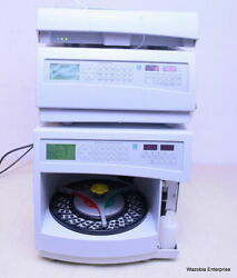Dionex Model Asi-100 Automated Sample Injector With Solvent Rack Sor-100 And P68